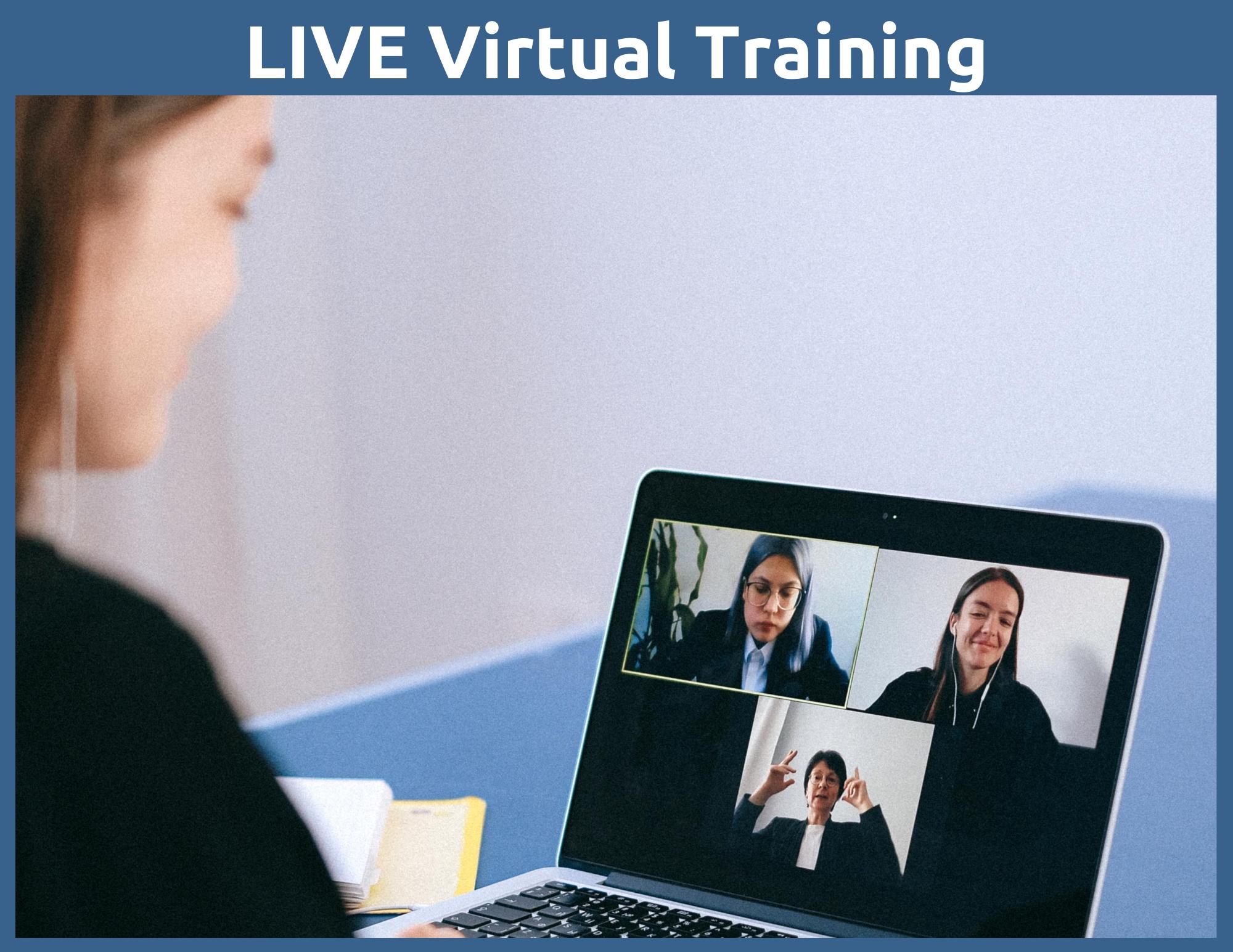 ETO Framework LIVE Virtual Training